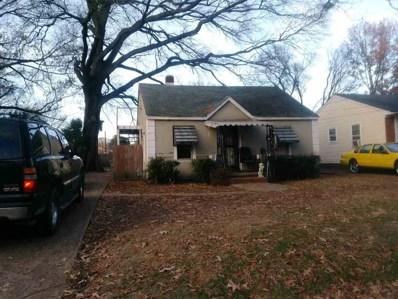 3766 Dunn Ave, Memphis, TN 38111 - #: 10068712