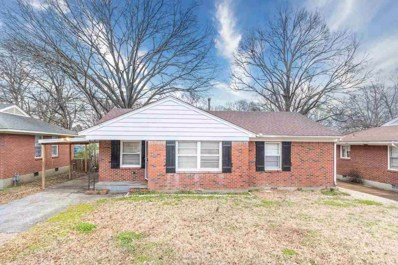 4720 Marcel Ave, Memphis, TN 38122 - #: 10070287