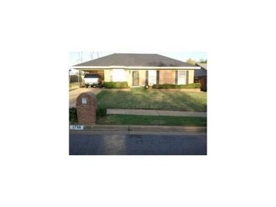 1758 Meadowhill St, Memphis, TN 38106 - #: 9993337