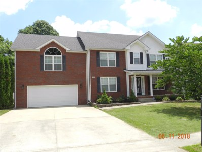2486 Hattington Dr, Clarksville, TN 37042 - #: 1939495