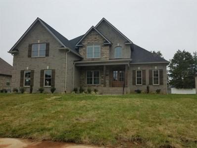 1723 Jose Way, Murfreesboro, TN 37130 - #: 1943865