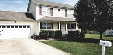 1228 Shorehaven Dr, Clarksville, TN 37042 - #: 1945666