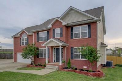 2481 Hattington Dr, Clarksville, TN 37042 - #: 1974325