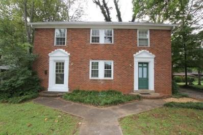 721 E Bell St, Murfreesboro, TN 37130 - #: 1980752