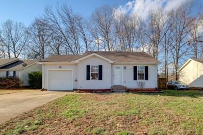 351 Lafayette Point Cir, Clarksville, TN 37042 - #: 1988694