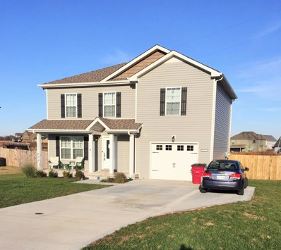 543 Tracy Ln, Clarksville, TN 37040 - #: 1990016