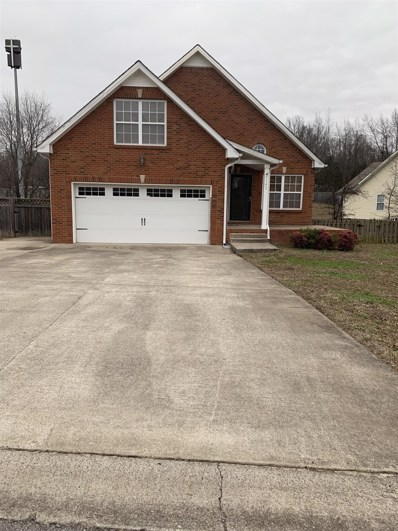 3145 Clydesdale Drive, Clarksville, TN 37043 - #: 1991598