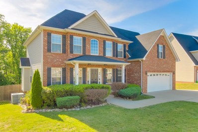 594 Winding Bluff Way, Clarksville, TN 37040 - #: 1993620