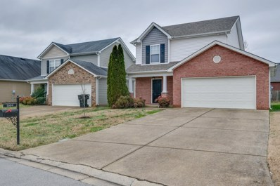 1604 Beaconcrest Cir, Murfreesboro, TN 37128 - #: 1999324