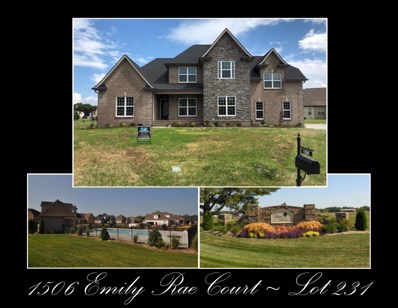 1506 Emily Rae Ct - Lot 231, Christiana, TN 37037 - #: 2015837