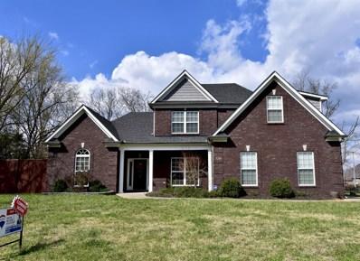 5204 Honeybee Drive, Murfreesboro, TN 37129 - #: 2025355