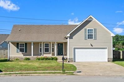 3805 N JOT DR, Clarksville, TN 37040 - #: 2051649