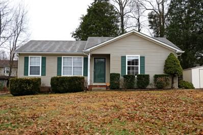 2821 Summertree Ln, Clarksville, TN 37040 - #: 2111440