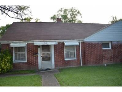 523 Sequoyah Dr., Kingsport, TN 37660 - #: 412281
