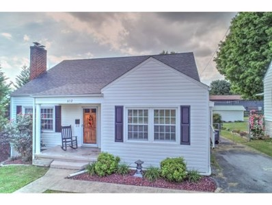 612 Donelson Drive, Kingsport, TN 37660 - #: 414098