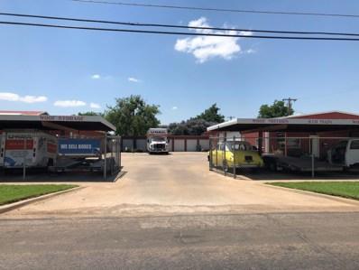 810 S Main St, Quanah, TX 79252 - #: 19-5645