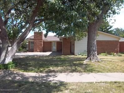 3601 Thurman St, Amarillo, TX 79109 - #: 19-6818