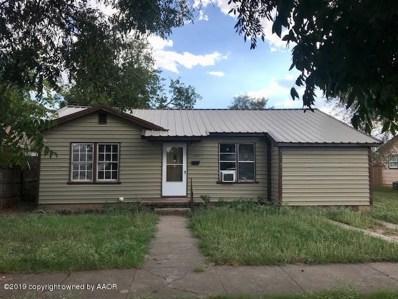 507 W 10TH, Quanah, TX 79252 - #: 19-7372
