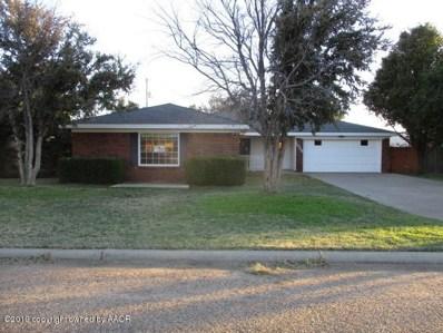 1028 Plains Dr, Fritch, TX 79036 - #: 19-8109