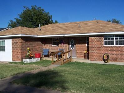 905 S Williams Ave, Stinnett, TX 79083 - #: 20-6174