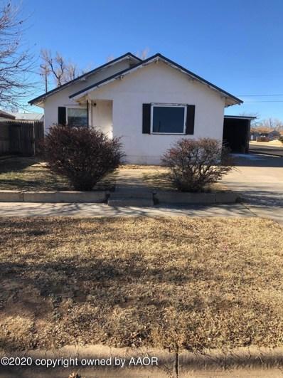 600 Davis Ave, Stinnett, TX 79083 - #: 20-7705