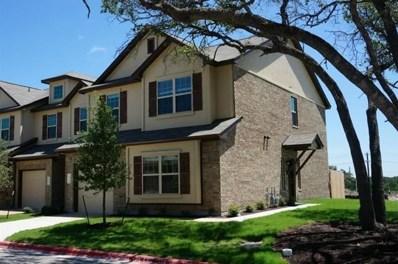 1701 S Bell Boulevard UNIT 604, Cedar Park, TX 78613 - #: 1517826