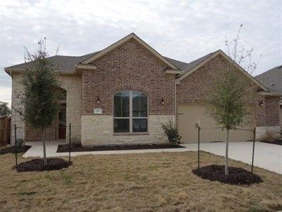 525 Scenic Bluff Dr, Georgetown, TX 78628 - #: 2649732
