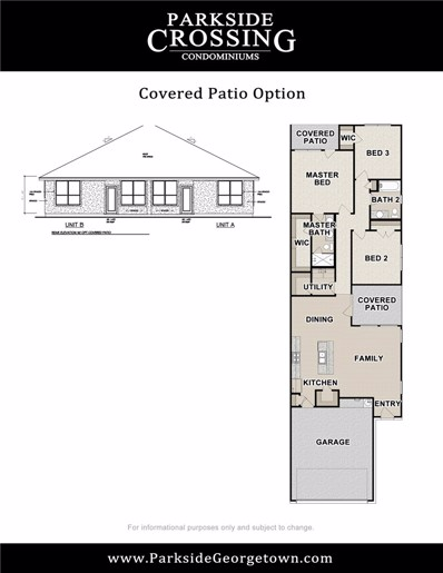 620 Parkline Drive Unit 15A, Georgetown, TX 78626 - #: 3359692
