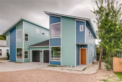 1803 Adriane Drive UNIT B, Austin, TX 78721 - #: 5839173