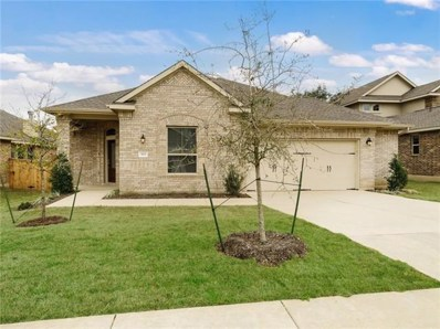 505 Scenic Bluff Dr, Georgetown, TX 78628 - #: 8855295