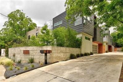 2312 Enfield Rd UNIT 1, Austin, TX 78703 - #: 9142505