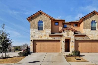 1001 Zodiac Lane UNIT 35, Round Rock, TX 78665 - #: 9550027