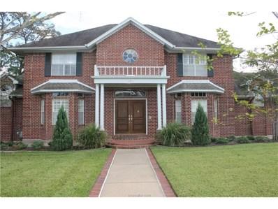 4311 Birchcrest Lane, Bryan, TX 77802 - #: 17006515