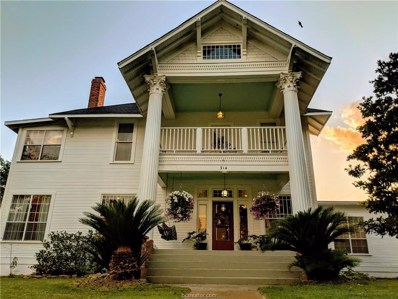 314 Calvert Street, Franklin, TX 77856 - #: 18009618