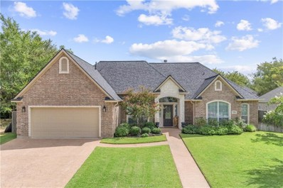 3208 Woodcrest Drive, Bryan, TX 77802 - #: 18015706