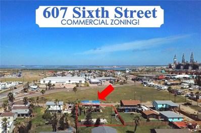 607 Sixth St, Port Aransas, TX 78373 - #: 313793