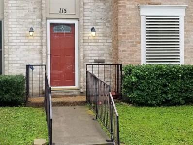 115 Townhouse, Corpus Christi, TX 78412 - #: 339689