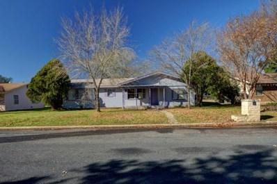 614 SE Bluebonnet, Fredericksburg, TX 78624 - #: 76966