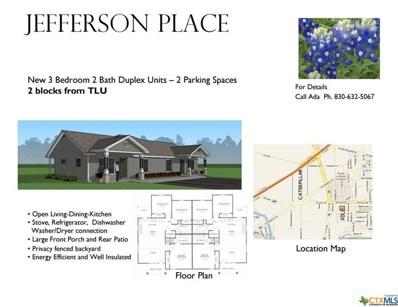 1237 Jefferson Avenue, Seguin, TX 78155 - #: 372693