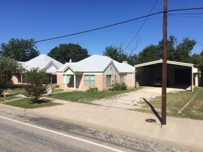 702 W Walnut Street W, Coleman, TX 76834 - #: 13470711