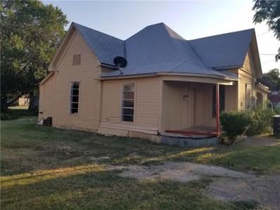 507 W Chambers Street W, Cleburne, TX 76033 - #: 13590818