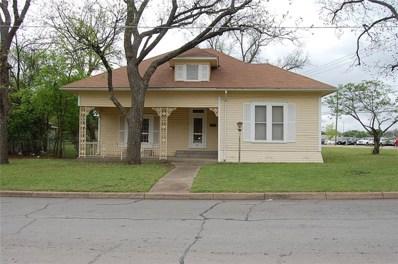 317 W Willingham Street W, Cleburne, TX 76033 - #: 13717453