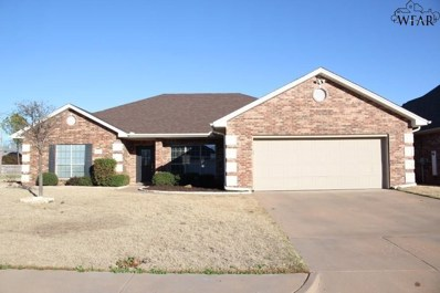 1125 Regency Drive, Burkburnett, TX 76354 - #: 13777626