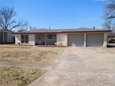 104 Largent Avenue, Ballinger, TX 76821 - #: 13780572