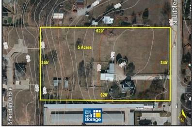 1109 N Little School Road N, Kennedale, TX 76017 - #: 13797794