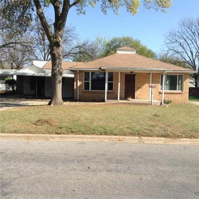713 Sycamore Drive, Burkburnett, TX 76354 - #: 13811294