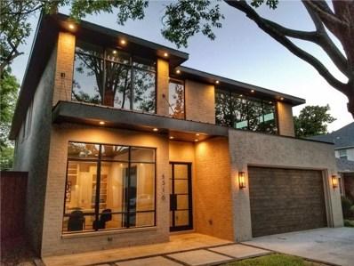 4516 W Amherst Avenue W, Dallas, TX 75209 - #: 13830281
