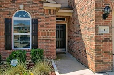 111 Mount Vernon Lane, Venus, TX 76084 - #: 13838315