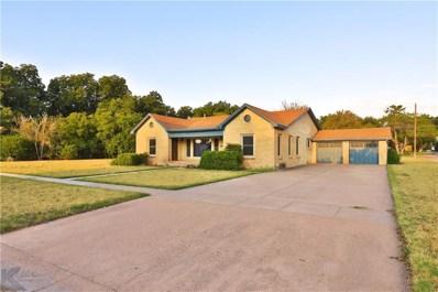 407 N Avenue G, Haskell, TX 79521 - #: 13844023
