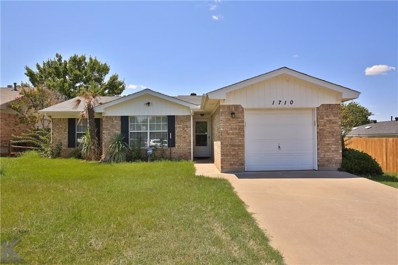 1710 Snipe Lane, Abilene, TX 79605 - #: 13854942